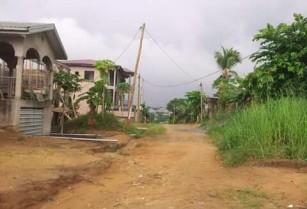 Terrain à vendre à logpom zone VIP strictement residentielle 60000/m2
