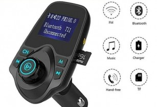 KIT AUTO MP3 BLUETOOTH