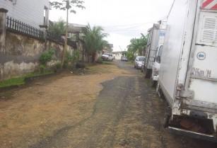 Terrain maetur à vendre cité des palmiers face SCB