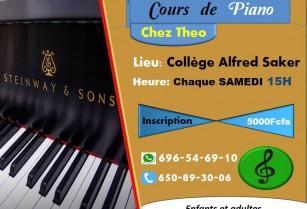 MAÏTRISEZ LE PIANO EN 6 MOIS