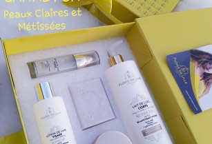 COLLECTION ÉCLAT MIEL (GAMME COSMÉTIQUES) Made in France