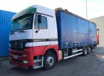 Camion Mercedes benz type 2531
