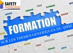 Prestation de SERVICES QHSE