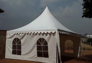 fabrication de chapiteaux et tentes au cameroun