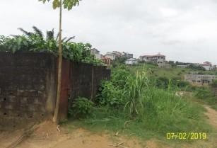 Terrain titré de 600 m² à vendre à Nyalla Kambo
