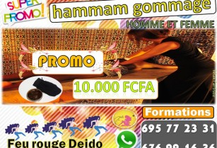 PROMO Hammam gommage