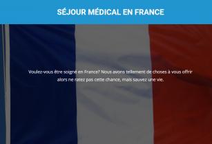 évacuation sanitaire vers la France