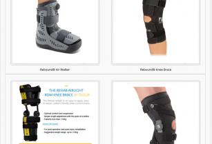 Prothèse la jambe