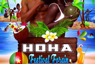 HOHA festival forain kribi août 2020