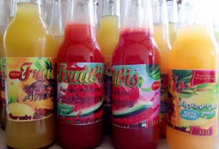 Jus de fruits naturels made in Cameroun
