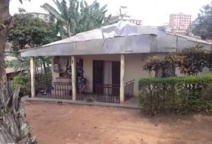 Terrain et maison à vendre