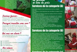 Agence de Nounou et Femmes de ménage à Douala