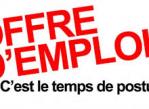 Offre d'emploi – Prostection