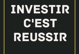Investir c'est réussir – Revenu par jour