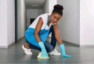 J & J CORPORATION recherche pour l'une de ses partenaires habitant Biyem Assi une femme de ménage résiddente