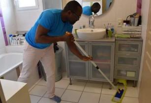 Placement du personnel de maison Vous avez besoin d'une aide ménagère efficace.