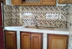 Bel appartement avec eau chaude a Nkoabang .2chambres 2douches